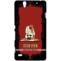 Iron man - Sublime Case for Sony Xperia C4