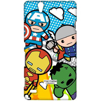 Kawaii Avengers - Sublime Case for Sony Xperia C4