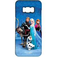Frozen Together - Pro Case for Samsung S8 Plus