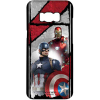 The Civil War - Pro Case for Samsung S8 Plus