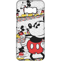 I Heart Mickey - Pro Case for Samsung S8 Plus
