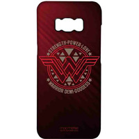 Wonder Woman Stamp - Pro Case for Samsung S8