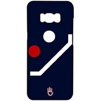 KR Red White Smiley - Pro Case for Samsung S8