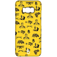 KR Yellow Collage - Pro Case for Samsung S8