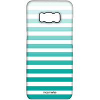 Stripe me Turquoise - Pro Case for Samsung S8