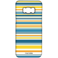 Stripe me Yellow - Pro Case for Samsung S8