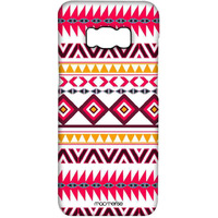 Sunrise Aztec - Pro Case for Samsung S8