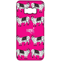Masaba Cow Print - Pro Case for Samsung S8