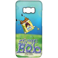 Sponge Upside Bob - Pro Case for Samsung S8