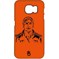 KR Mother Orange - Pro Case for Samsung S7 Edge