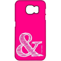 AND Pink - Pro Case for Samsung S7 Edge