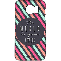 Oyster - Pro Case for Samsung S7 Edge