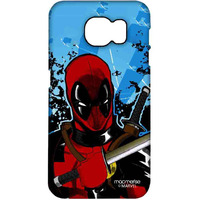 Deadpool Fury - Pro Case for Samsung S7 Edge