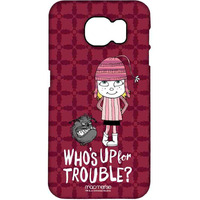 Troublesome Edith - Pro Case for Samsung S7 Edge