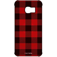 Checkmate Red - Pro Case for Samsung S6 Edge