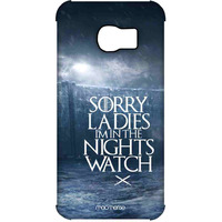 Nights Watch - Pro Case for Samsung S6 Edge