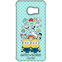 Happily Blended Teal - Pro Case for Samsung S6 Edge