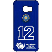 India Number 12 - Pro Case for Samsung S6 Edge
