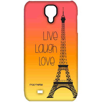 Live Laugh Love - Sublime Case for Samsung S4