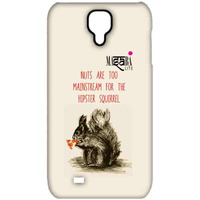 Masaba Hipster Squirrel - Sublime Case for Samsung S4
