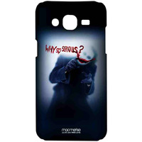 Why So Serious - Sublime Case for Samsung On7 Pro