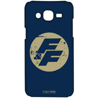 F & F Blue - Sublime Case for Samsung On7 Pro