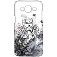 Thor Sketch - Sublime Case for Samsung On7 Pro
