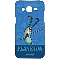 Angry Plankton - Sublime Case for Samsung On7 Pro