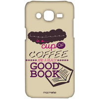 Coffee and Good book - Sublime Case for Samsung On7