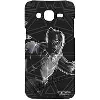 Black Panther Stare - Sublime Case for Samsung On7