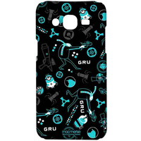 Gru Mania Teal - Sublime Case for Samsung On7