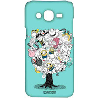 Grus Family Tree - Sublime Case for Samsung On7