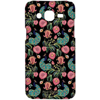 Payal Singhal Anaar and Mor Black - Sublime Case for Samsung On7