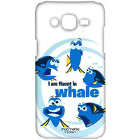 Fluent Whale - Sublime Case for Samsung On5 Pro
