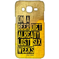Beer Diet - Sublime Case for Samsung On5 Pro