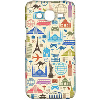 Travel Lover - Sublime Case for Samsung On5 Pro
