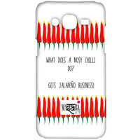 Masaba Nosy Chilli - Sublime Case for Samsung On5 Pro