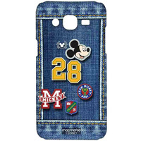 Denim Mickey 28 - Sublime Case for Samsung On5 Pro