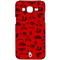 KR Red Collage - Sublime Case for Samsung On5