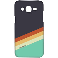 Slope Stripes Grey - Sublime Case for Samsung On5