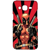 Smart Ass Deadpool - Sublime Case for Samsung On5