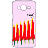 Masaba Chilli Rise - Sublime Case for Samsung On5