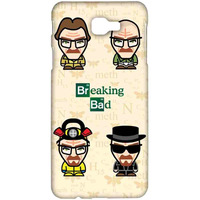 Breaking Bad Caricatures  - Sublime Case for Samsung On Nxt