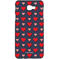 Polka Hearts - Sublime Case for Samsung On Nxt