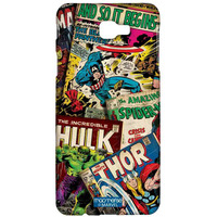 Marvel Comics Collection - Sublime Case for Samsung On Nxt