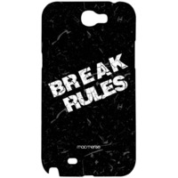 Break Rules - Sublime Case for Samsung Note 2