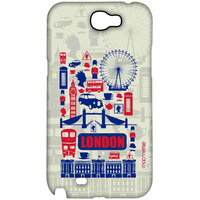 City of London - Sublime Case for Samsung Note 2