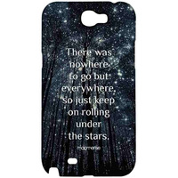 Under the Stars - Sublime Case for Samsung Note 2