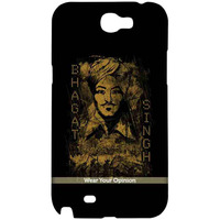Bhagat Singh Series - Sublime Case for Samsung Note 2