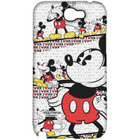 I Heart Mickey - Sublime Case for Samsung Note 2